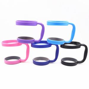 J 30oz poignée de gobelet Titulaire Portable En Plastique Poignées Pour Gobelet En Acier Inoxydable Vacuum Isolé Café mugs titulaires