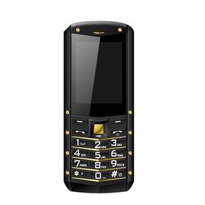 "AGM M2 2.4"" Rugged Phone Dual SIM posteriore 0.3MP Telefono esterno IP68 impermeabile antiurto torcia elettrica 1970mAh"