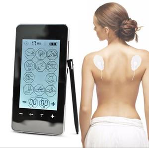 FDA 2-Kanal-LED-Bildschirm intelligenter Gesundheits EMS TENS-Einheit elektronische AkupunkturMassager electro Therapiegerät Pulsmassage