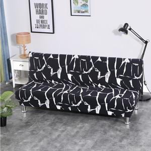 Все включено Раскладной диван-кровать Чехол Tight Wrap Диван-полотенце Rekbare Kaft Чехол без подлокотника housse de canap cubre