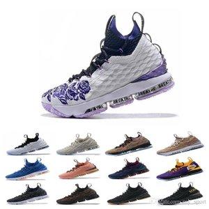2020 Satış Mor Yağmur 15 Erkekler Basketbol Ayakkabı Mowabb BHM Eşitlik külleri Waffle CAV Şarap 15s Tasarımcı Ayakkabı Erkek Spor Sneakers Eğitmenler