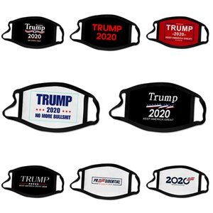 F 1 1Pcs Mascarillas 3 capas a prueba de polvo facial Maske er Ski Set Polvo Diseñador Trump Máscara facial adultos mascarillas E7M # 179