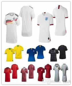 Copa Mundial de 2019 Equipo femenino Argentina Reino Unido Brasil España Alemania México México camiseta de fútbol femenino camiseta de fútbol