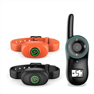 automatic dog barking stopper shock waterproof training collar anti-barking device xh8z pet farm products supplies