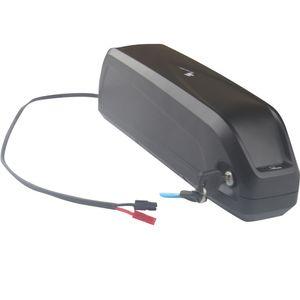 Con interruttore di alimentazione e presa USB 5V 52V 14AH kit di conversione ebike di alta qualità con batteria per motore da 450W a 1000W con caricatore