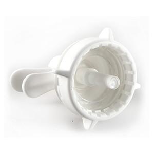 10 Teile / los Wasserspender Ventil Wiederverwendbare Kunststoff Zapfen Wasserhahn Wasserkrug Kappe mit Deckel Schmutz Protector für 55mm Crown Top Trinkflasche