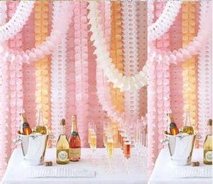 Wedding Decoration Four-leaf Clover Peanut Day Party Arrangement Wedding Room Party Decoration Goods Four-leaf Clover Spreading Flower