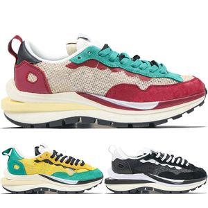 2020 sıcak salling LDV Waffle Erkek Ayakkabı Koşu Kadınlar Gusto Varsity yeşil Erkekler Eğitmenler Moda Spor Spor ayakkabılar Abe BV0073-102