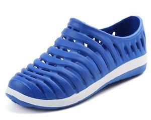 Summer Men's Garden Porous Shoes Women's Anti-slip Drifting Sports Couples Breathable Sandals Casual Slippers Slides
