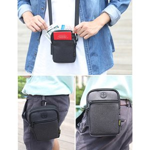 Travel Waterproof Digital Bag USB Cable SD Card Earphone Mobile Phone Storage Bag Pouch Organizer Accessories Bags
