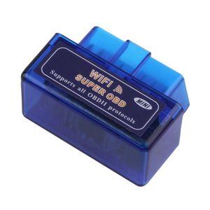 circuito integrato ELM327 WiFi Super Mini V1.5 PIC18F25K80 OBD II dell'attrezzo diagnostico iOS / Android ELM lettore 327 WiFi OBD2 codice