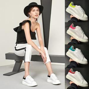 3M светоотражающая Великобритания мужская дизайнерская обувь 2019 мода роскошный дизайнер женская обувь Партия Платформа повседневные кроссовки EUR 36-44