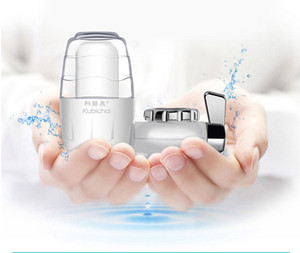 Advanced Faucet Water Filter with LED Filter Status Indicator