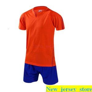 Top del fútbol jerseys baratos libres del envío al por mayor de descuento cualquier nombre cualquier número Personalizar camiseta de fútbol del tamaño S-XL 66