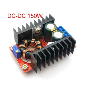 heap Replacement Parts & Accessories 150W DC-DC Boost Converter Step Up Power Supply Module 10-32V To 12-35V 10A Laptop Voltage Charge Bo...