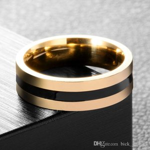 DHL Top Fashion Women Stainless Steel Rings Silver Plated Wedding Band Rings Men Jewelry Rings Free Shipping
