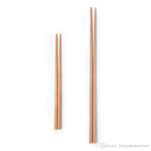 Многоразовых кухни суша еда палочки Natural Wood Лапша Палочка Здоровой кухня Жареная Деревянный Super Long Палочка BH1587 такой анкета