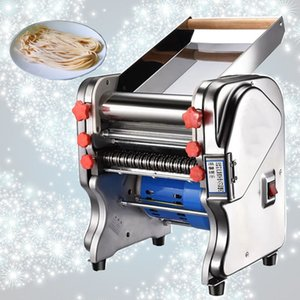 Most popular household small electric fully automatic knife noodle machine stainless steel commercial pasta machine 500W