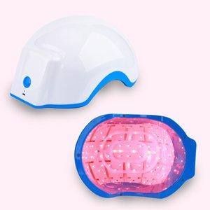 678 nm Diode Cap tragbares Laser-Haarwachstum Pflege Nachwachsen Helm Instrument Anti Haarausfall Behandlung Maschine