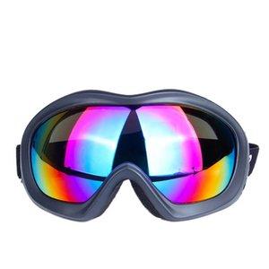 Dustproof Glasses Winter Cycling Snow Goggles Men Women Sports Windproof Ski Skate Sunglasses Eyewear Bike Motorcycle Goggles