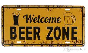 New Hot Sell Beer Group Platte Metallplatte Startnummer Blechschild Bar Pub Cafe Wohnkultur Metallschild Garage Gemälde Plaketten Zeichen 20 * 30cm 01