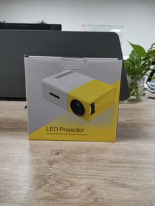 LED home projector HD 1080P projector IMC300 home theater video movie 600 lumens for free shipping 19