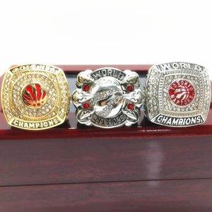 2019 Hayranları Hatıra Eşyası Koleksiyonu Toronto 2018 2019 Raptors Championship Ring TideHoliday arkadaşlar için hediyeler