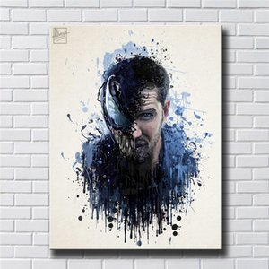 Tom Hardy Venom,Home Decor HD Print Modern Art Canvas (Unframed   Framed) 24x32&quot