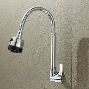 Kitchen Faucet Plumbing Hose Universal Tube Stainless Steel Faucet Can Be Shaped Deformation Tube Splash Kitchen A