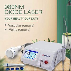estetisyen kullanım için en iyi etkili dioder örümcek ven 980nm yüz damarlar kaldırma lazer taşınabilir 30w 980 makine