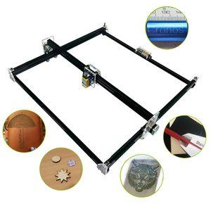 65 * 65cm 0.5W-15W router di CNC del laser macchina per incidere di legno / Cutter / Stampanti metallo Bamboo Paper plastica Corni Cellulare Stamp Pietra Incidere