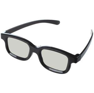 IMAX 3D occhiali polarizzati lineare Occhiali 3D per i film 45/135 Grado Cinema 3D Glasses