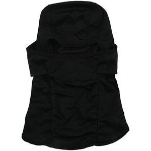 Fonksiyonlu Bandana / Bike için Cap / Hood Yüz Sport, Açık olduğu seyahatle Black için Wind ve UV dayanımına Yüksek Kalite Maske