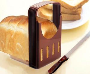 Pain Slicer Cutter Toast Slicer Pain Pain Cutter Sandwich Slicing outil pliant Machine à pain pliable et réglable Accueil Cuisine Accessorie