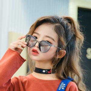 bonito do olho de gato crianças óculos de sol de marca 2019 crianças meninas meninos da criança óculos de sol Infantil