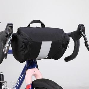 2222Baskets Waterproof MTB Road Bike Basket Front Frame Rear Storage Bag Bike Accessories Cycling Equipment