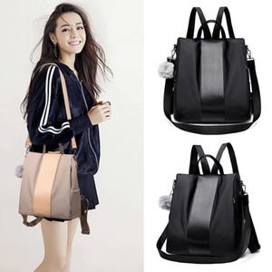 Designer- Kadınlar hırsızlık sırt çantası bağbozumu sırt çantaları gündelik kadın büyük kapasiteli kadın okul çantası Seyahat açık depolama paketi FFA2