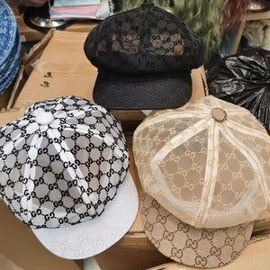 luxury designer women army caps with pearl decoration black all match corduroy lady hats woman christmas birthday gift