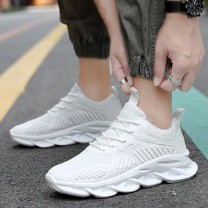 Hot Sale-Men's Invisible HeightShoes-Light Weight Casual Shoes Mesh Lace-up Trainer Sneakers