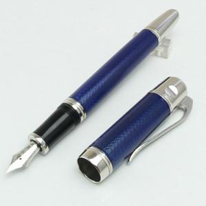Top Quality Great writer Jules Verne Luxury MB Fountian pen Rolelrball pen Ballpoint pen Blue red black White flower 14873 18500