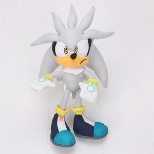 Sonic The Hedgehog Plush Doll pendant Cartoon Animal Game Sonic Plush Toys keyring keychain Soft Doll brinquedos Kids Gift