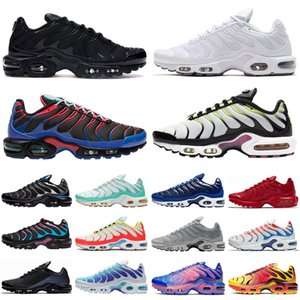NIKE AIR vapormax MAX AIRMAX Plus TN SE Ultra 2020 Men Women Running Shoes Triple Athletics Outdoor Mens Womens Trainers Sports Sneaker Runners