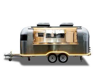 Yeni Mobil Gıda Fragman Gıda Kamyon 480x200x240cm