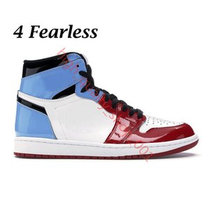 Air Jordan 1 alta og scarpe da basket jumpman 1 Court Viola Obsidian Travis Scotts UNC brevetto Pine Green Men allenatore sportivo di design