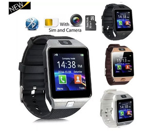 DZ09 Smartwatch Android GT08 U8 A1 Smart Watch Armband SIM intelligente Handy-Uhr Can Rekord Schlafstatus DHL