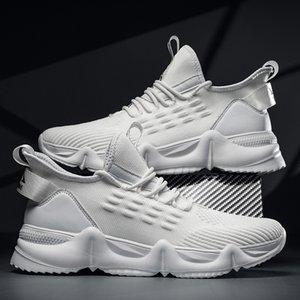 GOODRSSON мужская спортивная обувь дышащая легкая сетчатая спортивная обувь нескользящая износостойкая повседневная беговая