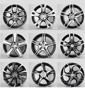 Алюминиевый сплав колеса автомобиля Rim 15 для Fit