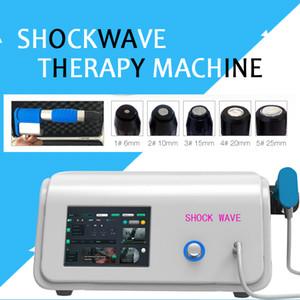 2019 Compressor 8 Bar Tipo radiale ESWT Dispositivo Extracorporea Shock Wave Therapy Macchina per il trattamento Fisioterapia