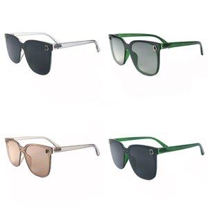 블랑쉬 미셸 2020 고품질 스테인리스 편광 선글라스 UV400 광장 태양 안경 Lunette 솔레 옴므 MX200619 # 491
