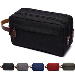 Toilette Travel Bag Dopp kit da bagno da barba Organizzatore Borse da viaggio Soperwillton uomo per articoli da toeletta Overnight Bag Organizer # T2
